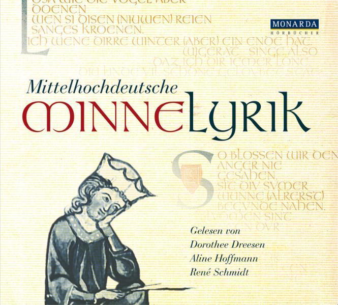 Mittelhochdeutsche Minnelyrik - Coverbild
