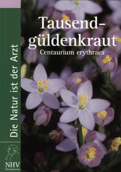 Tausendgüldenkraut - Centaurium erythraea - Coverbild