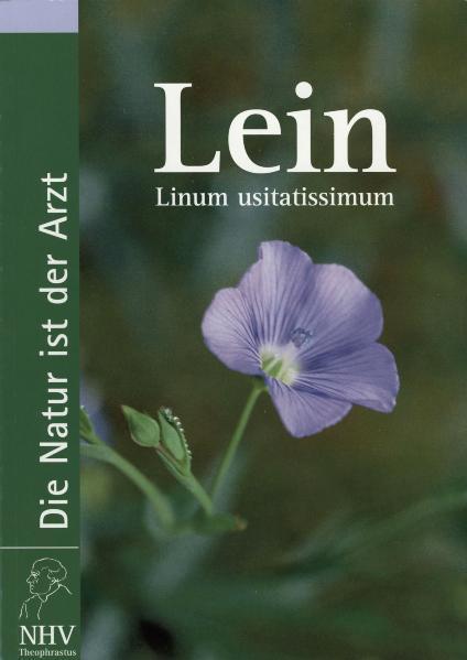 Lein - Linum usitatissimum - Coverbild