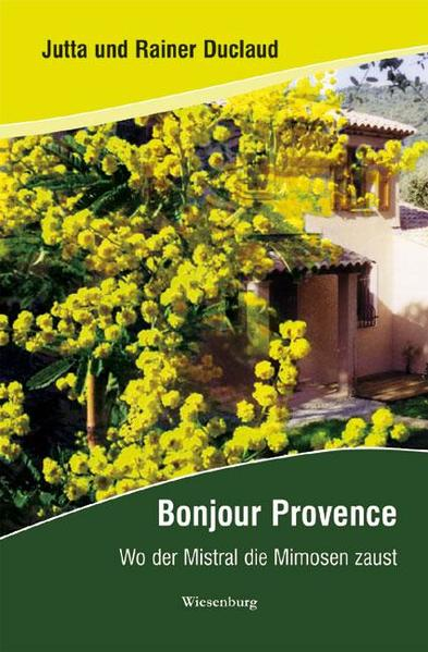 Bonjour Provence - Coverbild