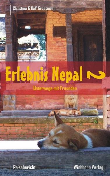Erlebnis Nepal - Unterwegs mit Freunden PDF