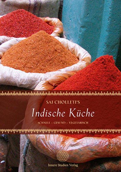 Sai Cholleti`s indische Küche - Coverbild