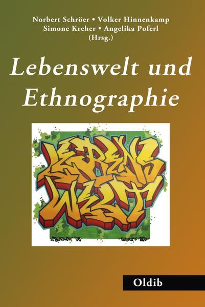 Lebenswelt und Ethnographie - Coverbild