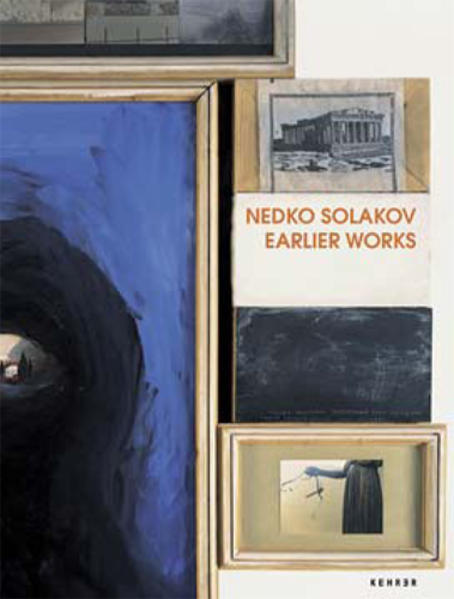 Nedko Solakov – Earlier Works - Coverbild