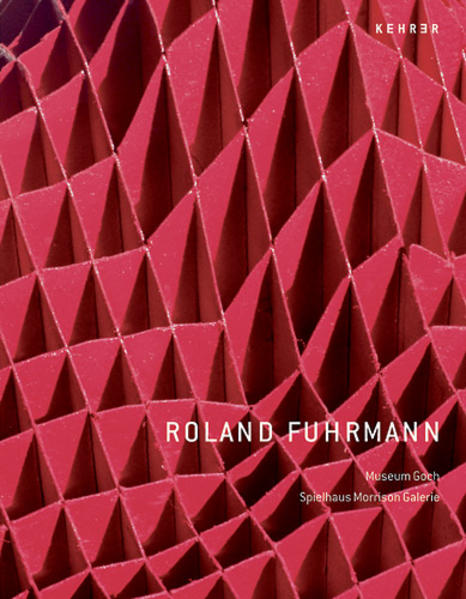 Roland Fuhrmann – valuta - Coverbild