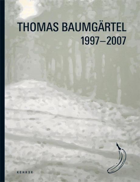 Thomas Baumgärtel - Coverbild