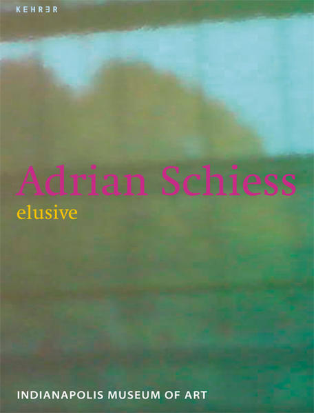Adrian Schiess - Coverbild