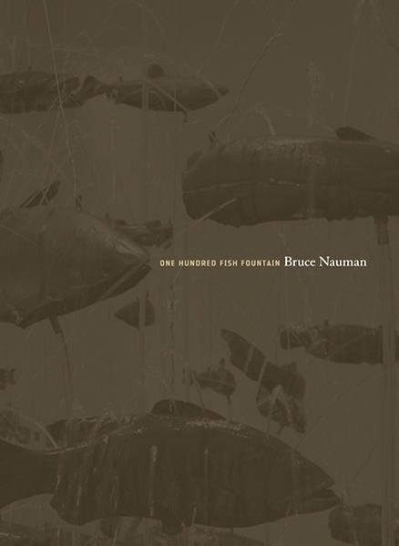 Bruce Nauman - Coverbild