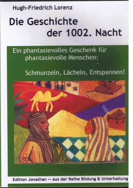 Das Märchen der 1002. Nacht - Coverbild