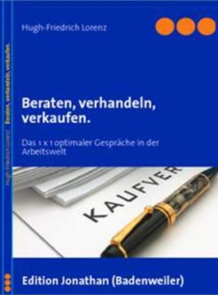 Beraten, verhandeln, verkaufen - Coverbild