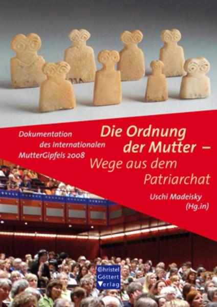 Die Ordnung der Mutter - Wege aus dem Patriarchat - Coverbild