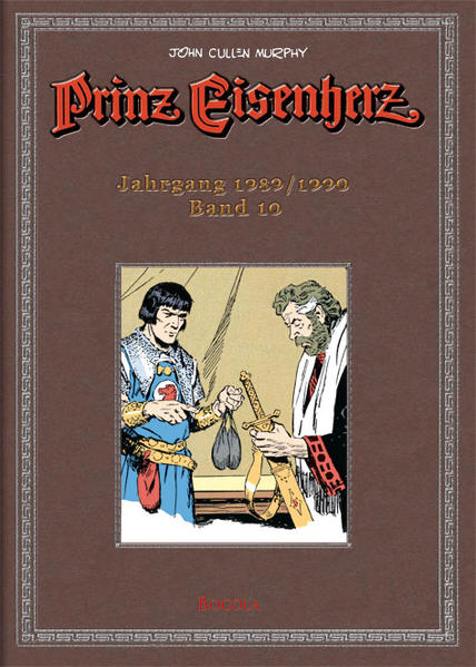 Prinz Eisenherz. Murphy-Jahre / Jahrgang 1989/1990 - Coverbild
