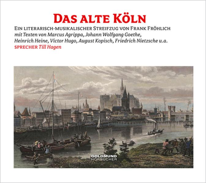 Das alte Köln - Coverbild
