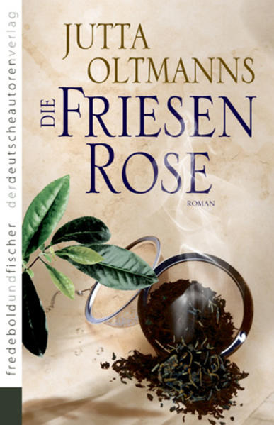 Die Friesenrose - Coverbild