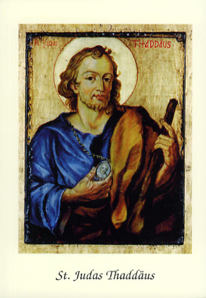 St. Judas Thaddäus - Coverbild