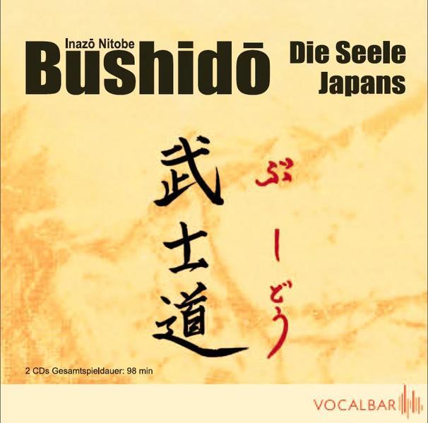 Bushido. Die Seele Japans - Coverbild