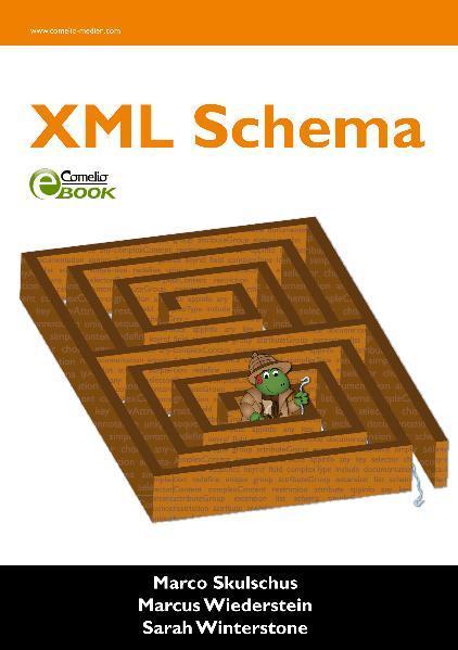 XML Schema - Coverbild