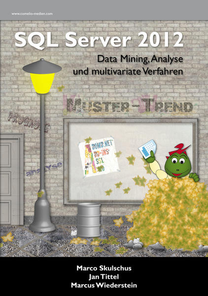 MS SQL Server 2012 (4) – Data Mining, Analyse und multivariate Verfahren - Coverbild