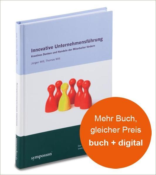 Innovative Unternehmensführung - Coverbild
