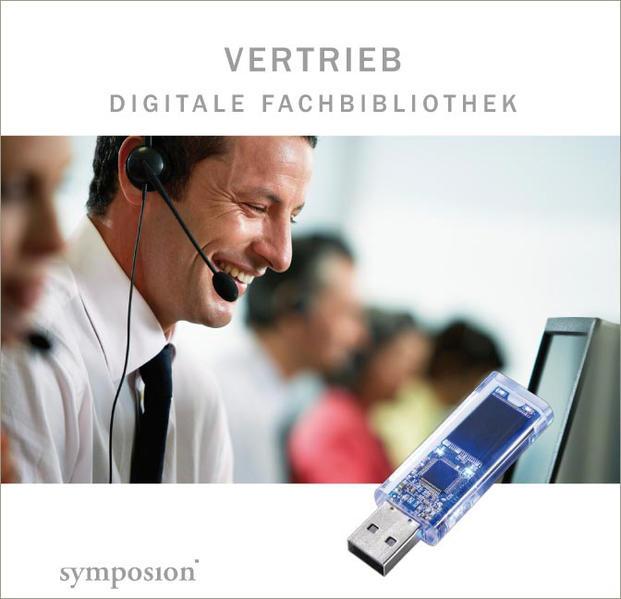 Digitale Fachbibliothek Vertrieb - Coverbild