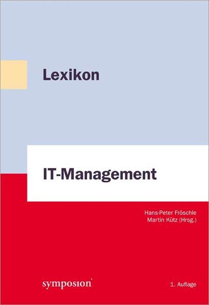 Lexikon IT-Management - Coverbild