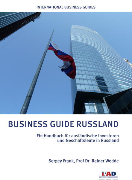 Business Guide Russland - Coverbild