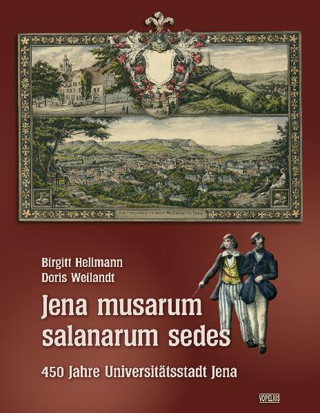 Jena musarum salanarum sedes - Coverbild