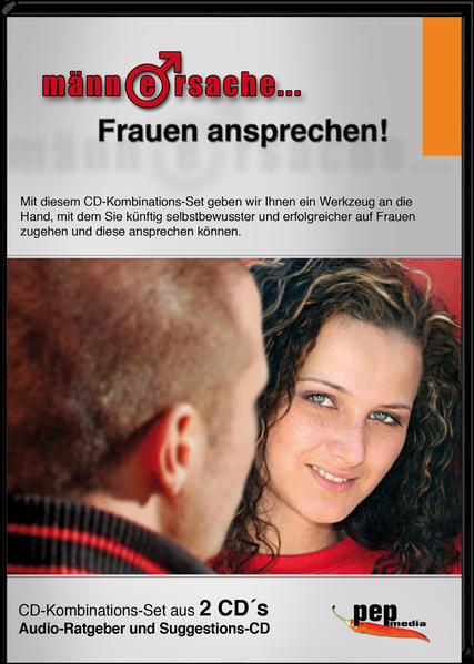 Männersache... Frauen ansprechen! - Coverbild