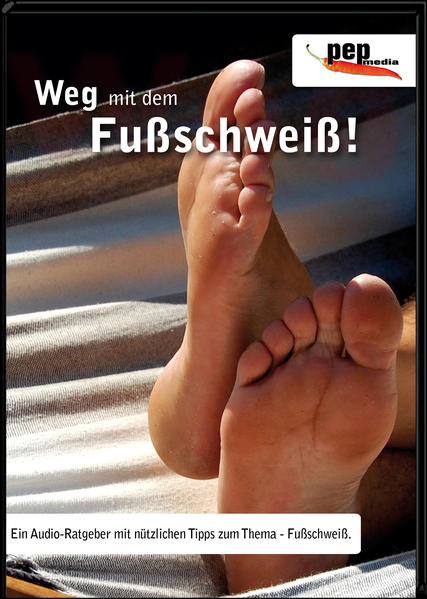 Weg mit dem Fußschweiss - Coverbild