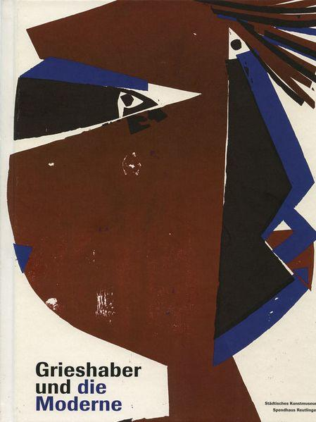Grieshaber und die Moderne - Coverbild