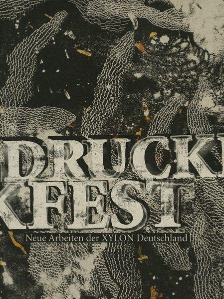 Druckfest - Coverbild