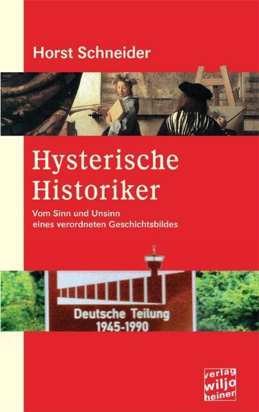 Hysterische Historiker - Coverbild