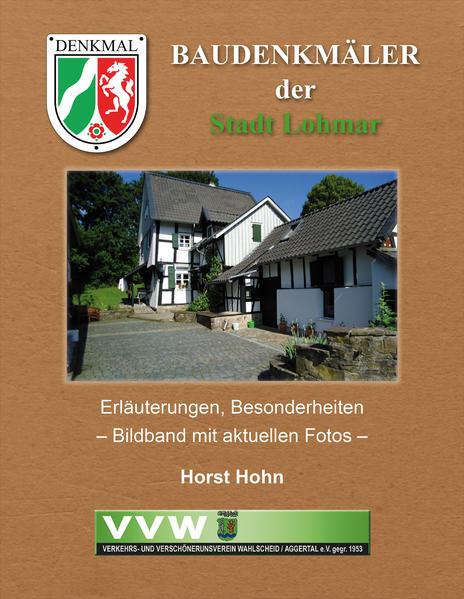 Baudenkmäler der Stadt Lohmar - Coverbild