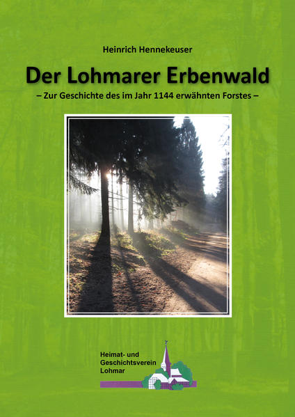 Der Lohmarer Erbenwald - Coverbild
