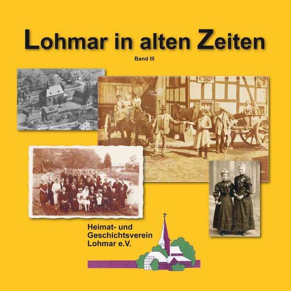 Lohmar in alten Zeiten - Coverbild