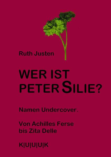 Wer ist Peter Silie? - Coverbild