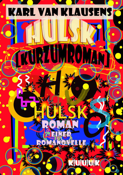 HULSK - KURZUMROMAN - Coverbild
