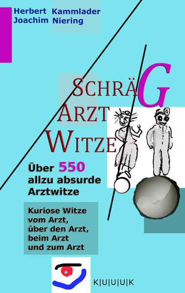 Schräg-Arzt-Witze - Coverbild