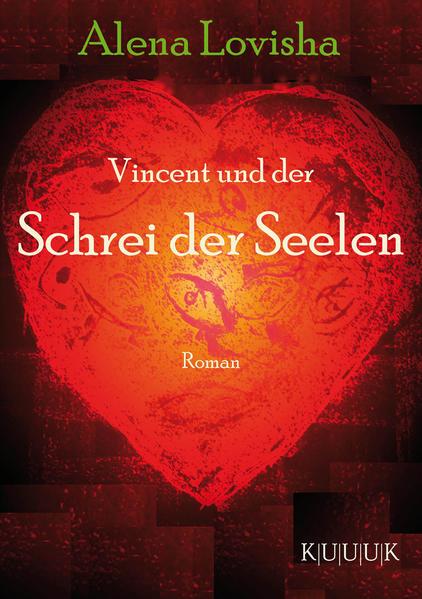 Vincent und der Schrei der Seelen - Coverbild