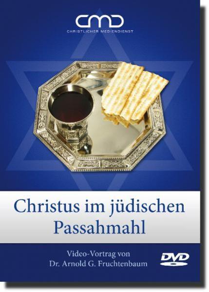 Christus im jüdischen Passahmahl - Coverbild