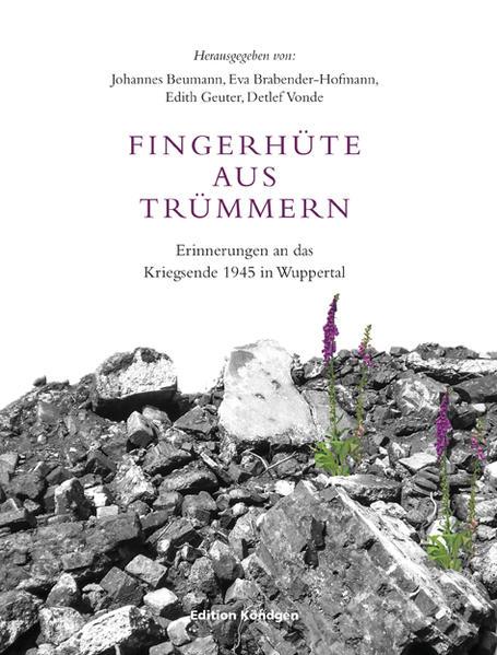 Fingerhüte aus Trümmern - Coverbild