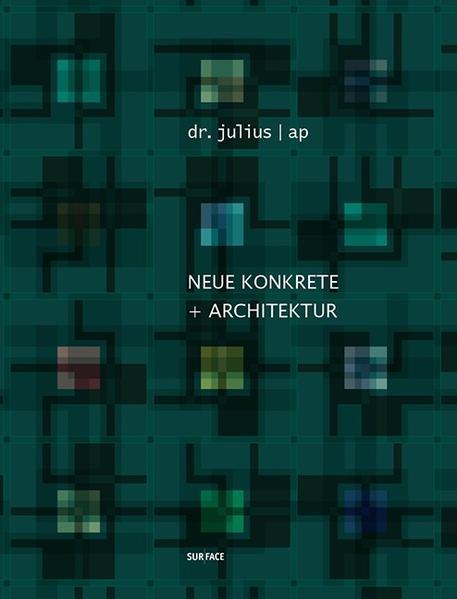 Neue Konkrete + Architektur - Coverbild