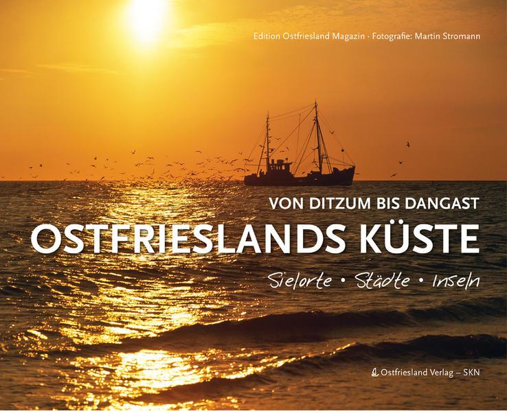 Ostfrieslands Küste - Coverbild