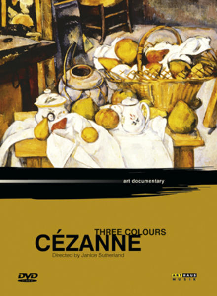 Three Colours - Paul Cézanne - Coverbild