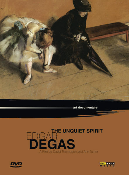 Edgar Degas - Coverbild