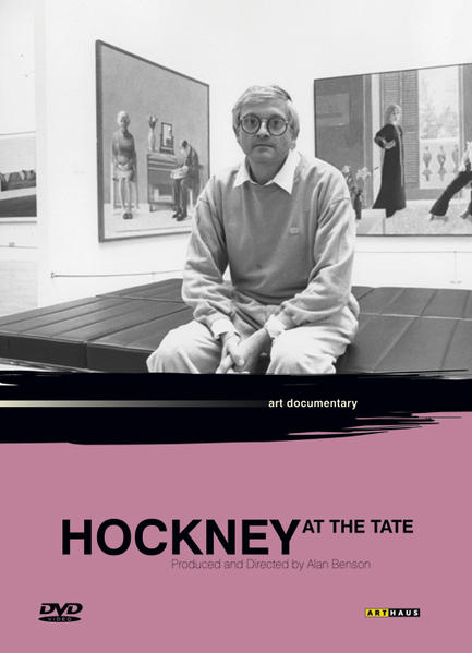Hockney at the Tate - Coverbild