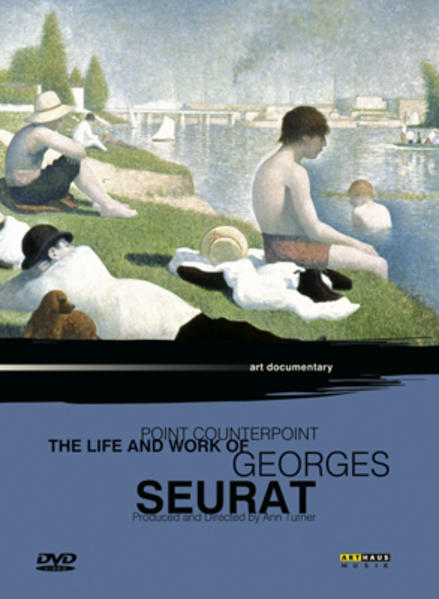 The Life and Work of Georges Seurat - Coverbild