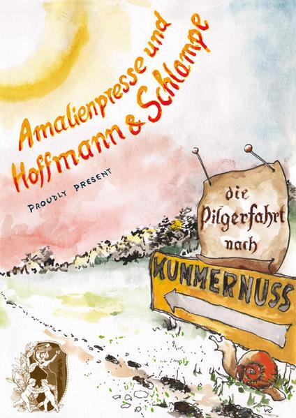 Die Pilgerfahrt nach Kummernuss - Coverbild