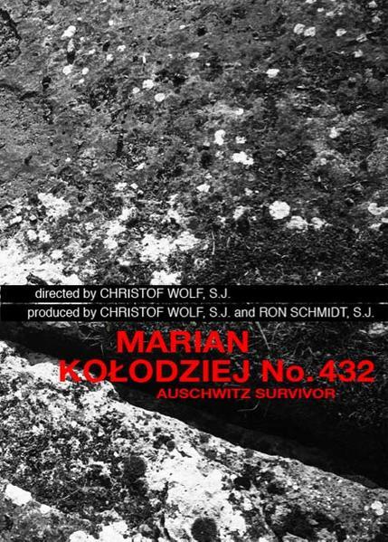 MARIAN KOŁODZIEJ No. 432 Auschwitz Survivor - Coverbild