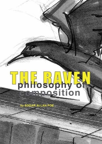 The Philosophy of Composition. An Essay by Edgar Allan Poe. - Coverbild